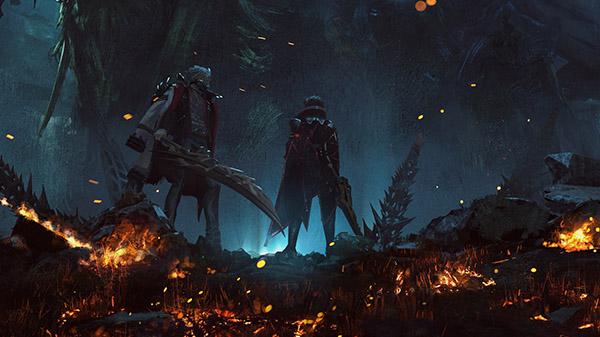 Code Vein 'Hellfire Knight' DLC coming tomorrow