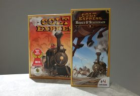 Colt Express Horses & Stagecoach Review