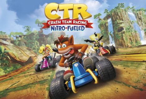 Best Racing Game Of 2019 - CTR Nitro-Fueled