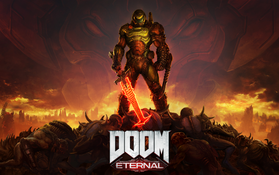 DOOM Eternal Official Trailer #2 released