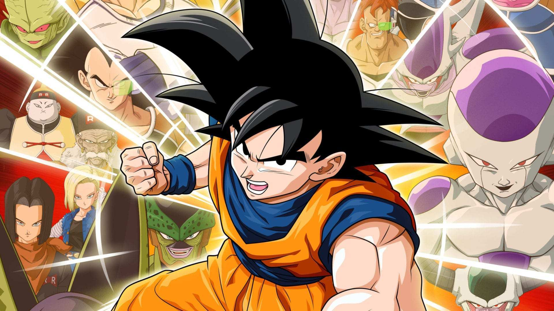 Dragon Ball Z Kakarot Day One Patch Detailed Just Push Start