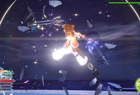 Kingdom Hearts 3 version 1.07 and 1.09 now live