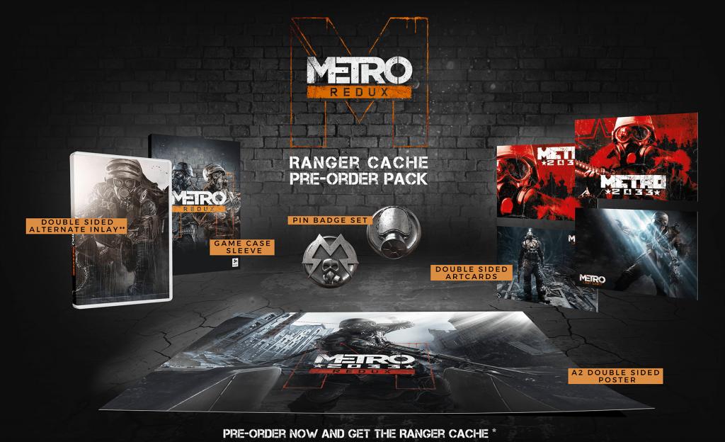 Metro Redux Switch  - Pre-Order