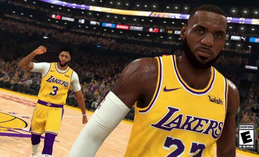NBA 2K20 1.10 Update Patch Arrives