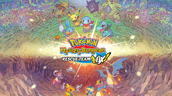 Pokemon Mystery Dungeon: Rescue Team DX coming to Switch this March
