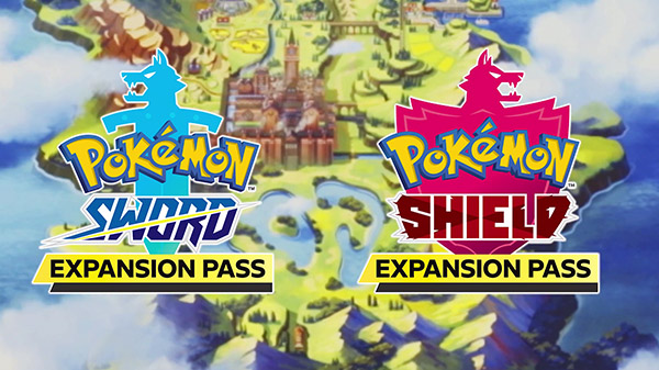 Pokemon Sword and Shield Expansion Pass announced