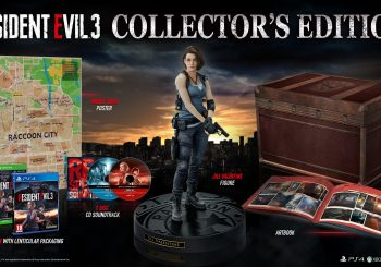 Resident Evil 3 Collector's Edition announced for Europe