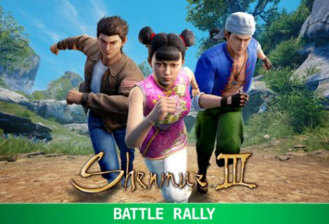 Shenmue III Battle Rally DLC launches next week
