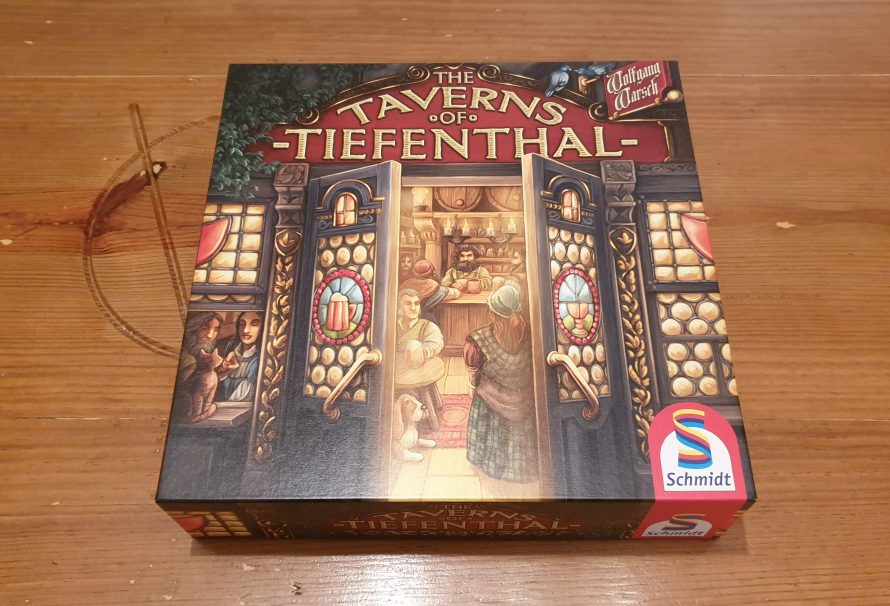 The Taverns of Tiefenthal Review – Another Hit From Warsch?
