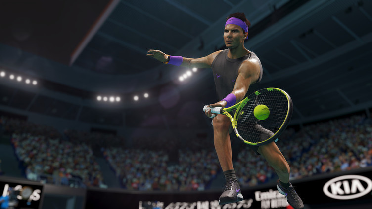 A New AO Tennis 2 Patch Released On PC