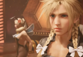 See Cloud Cross-dressing In New Final Fantasy VII Remake Trailer
