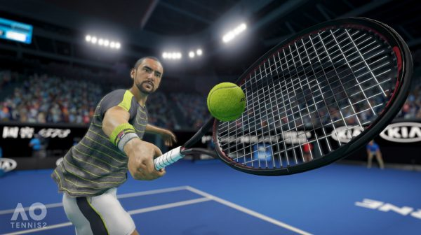AO Tennis 2 1.04 Update Patch Notes Shoot Out