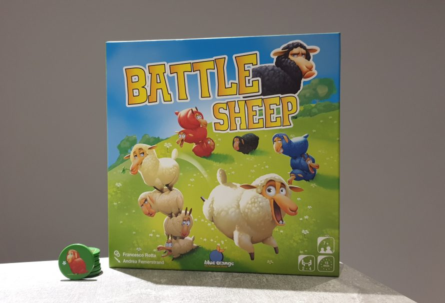 Battle Sheep Review – Can Ewe Dominate The Field?