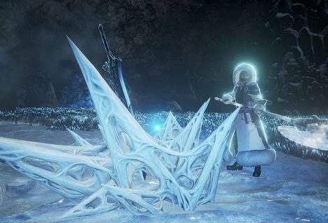 Code Vein 'Frozen Empress' DLC launches February 26
