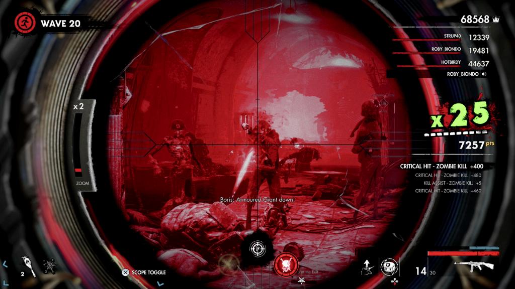 Zombie Army 4: Dead War 111111