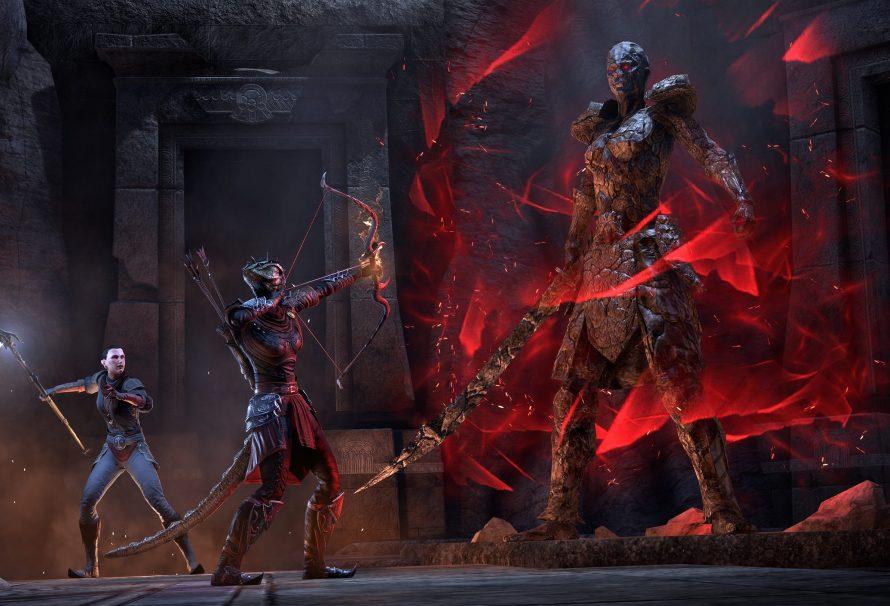 Elder Scrolls Online: Harrowstorm DLC now live on PC/Mac