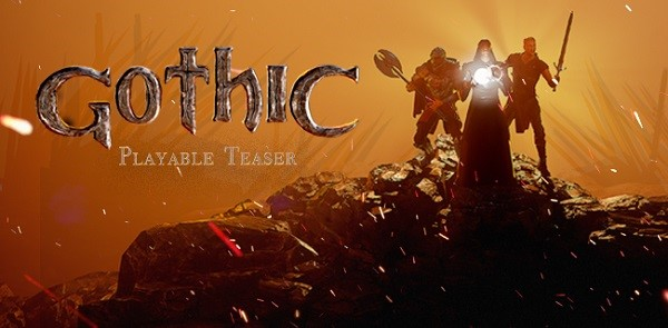 Gothic Remake announced for next-gen consoles and PC