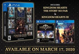 Kingdom Hearts All-in-One Package coming to PS4 on March 17