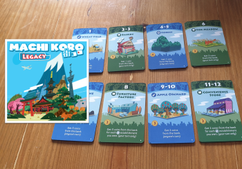 Machi Koro Legacy Review - A Campaign Of Dice