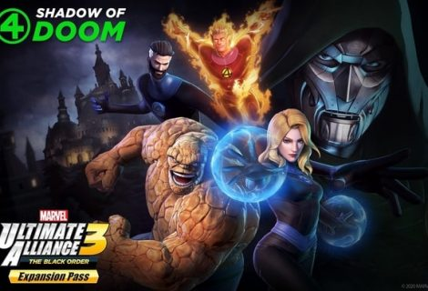 Marvel Ultimate Alliance 3 'Fantastic Four: Shadow of Doom' DLC launches March 26