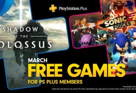 PlayStation Plus Games for March 2020 Revealed