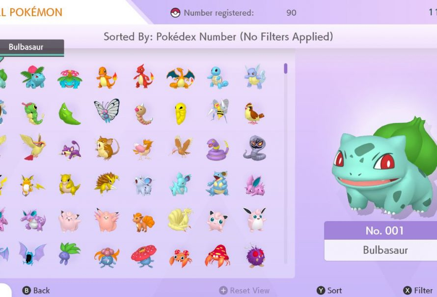 Download and Use Pokemon Home and Get a Free Pokemon