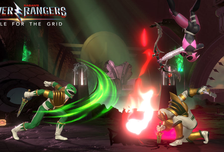 Power Rangers: Battle for the Grid adds online lobbies, spectator mode, and more
