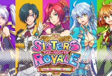 Sisters Royale is Now Available on Xbox One