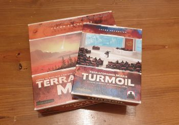 Terraforming Mars: Turmoil Review - A Sluggish Twist