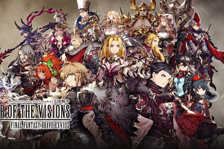 War of the Visions: Final Fantasy Brave Exvius Launches this Spring