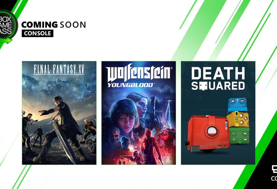 Xbox Game Pass getting Final Fantasy XV, Wolfenstein: Youngblood, and Death Squared this February