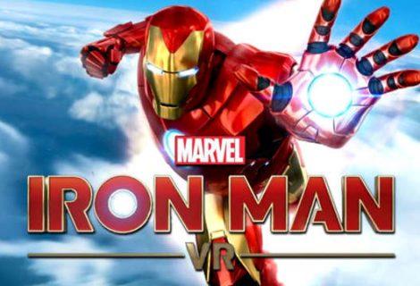 ESRB Rating Tells Us More Details About Marvel's Iron Man VR