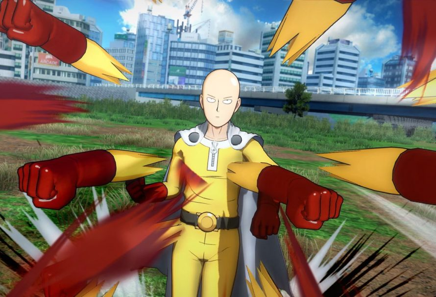 New One Punch Man: A Hero Nobody Knows Trailer Released
