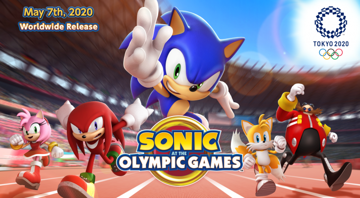 Sonic at the Olympic Games – Tokyo 2020 Release Date Announced