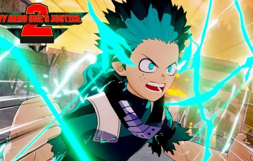 My Hero One's Justice 2 Game Modes And Characters Revealed