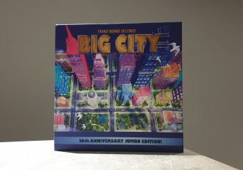 Big City: 20th Anniversary Jumbo Edition Review