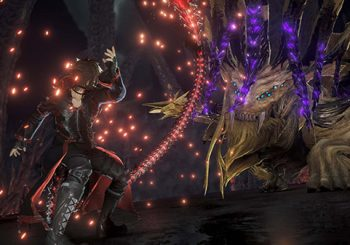 Code Vein 'Lord of Thunder' DLC now available