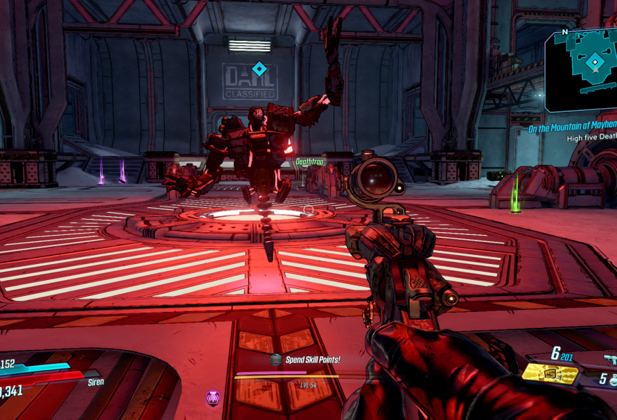 Borderlands 3 – Good One, Babe Trophy/Achievement Guide