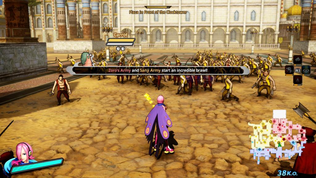 One Piece: Pirate Warriors 4 4325324