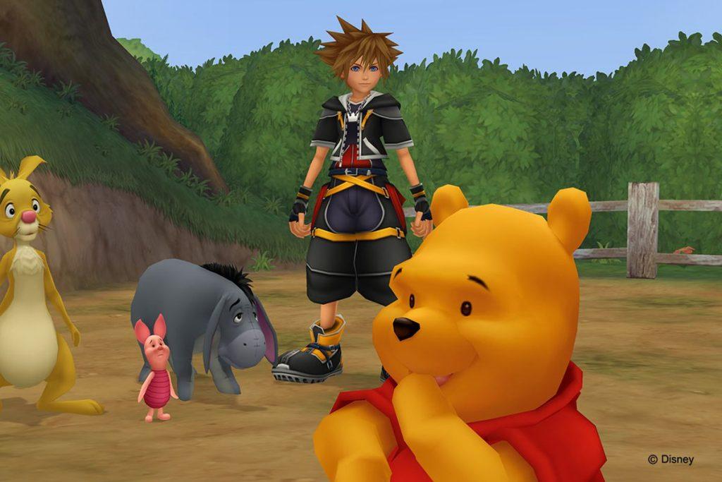 Kingdom Hearts HD 1.5 + 2.5 ReMIX - 01