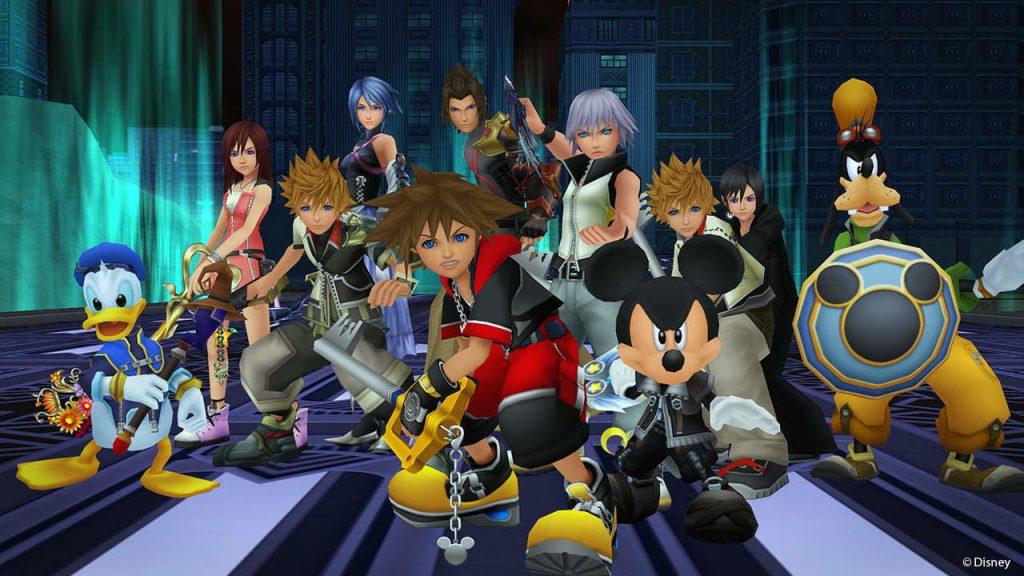 Kingdom Hearts HD 1.5 + 2.5 ReMIX - 02