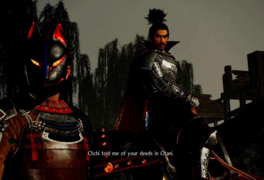 Nioh 2 – How to Defeat Azai Nagamasa