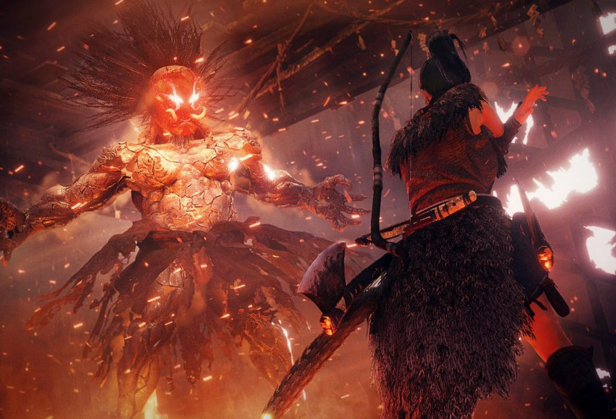 Nioh 2 version 1.07 update now live