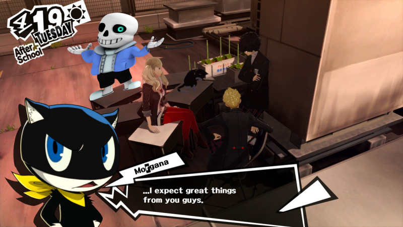 Persona 5 Royal Review - 01