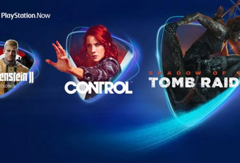 PlayStation Now gets Control, Shadow of the Tomb Raider, and more