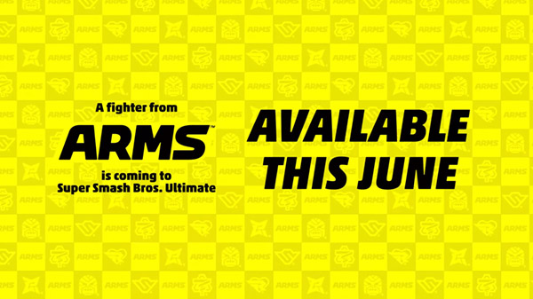 Super Smash Bros. Ultimate Finally Adds a Representative From ARMS