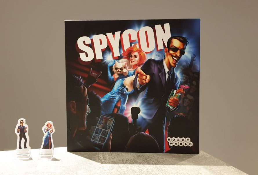 Spycon Review – A Convention Of Deduction