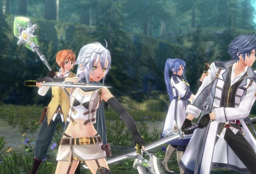 The Legend of Heroes: Trails of Cold Steel III for Switch launches June 30