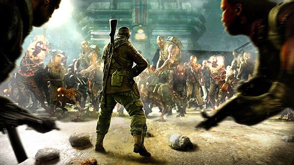 Zombie Army 4 Mission 1: Terror Lab DLC now available