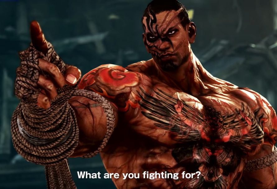 New Tekken 7 Character Gets An Official Release Date Just Push Start